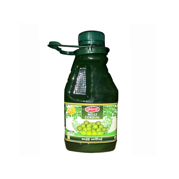 EDINBOROUGH NELLI CORDIAL 750 ML - Beverages - in Sri Lanka
